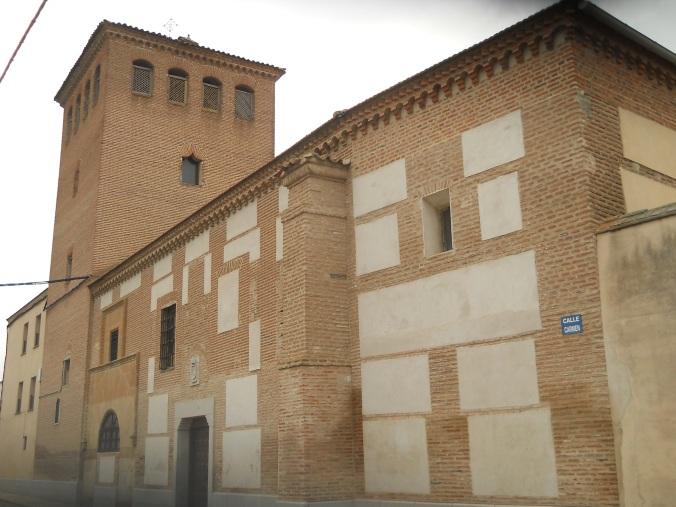 Fontiveros_convento_Carmelitas_calzadas