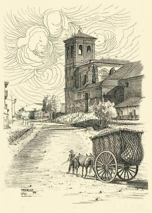 Dibujo de J.L. Herrero